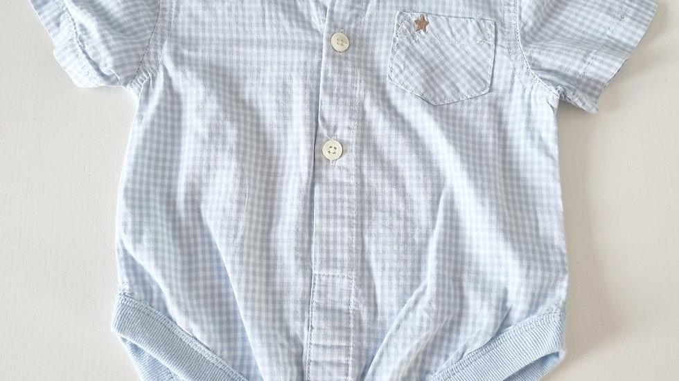 0-3  Month  Next  Vest shirt (Pre-loved)