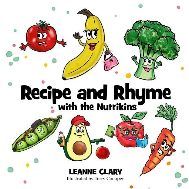 Recipe and Rhyme with the Nutrikins