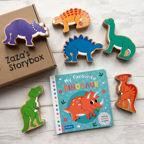Dinosaur Storybox