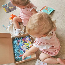 baby book subscription box