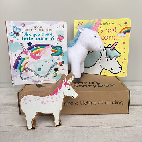 Unicorn Storybox