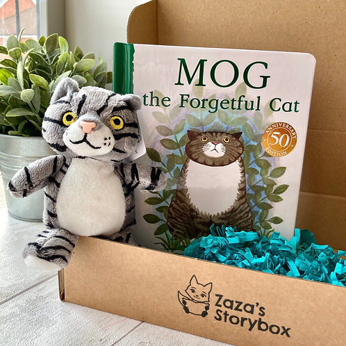Mog the Forgetful Cat Storybox
