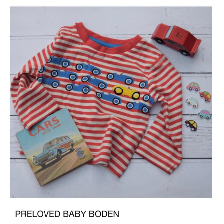 Preloved Baby Boden
