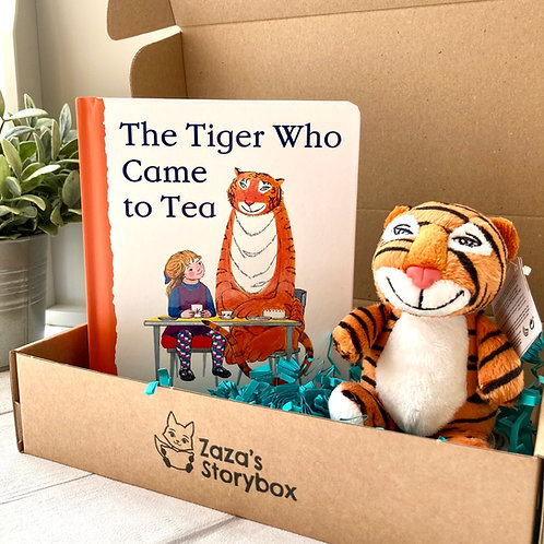 The Tiger Who Came to Tea Gift Set