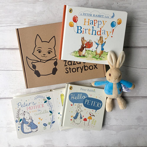 1st Birthday Storybox