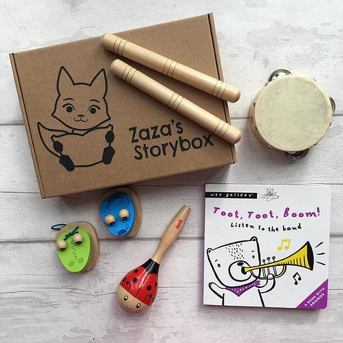 Musical Storybox