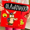 Oi Aardvark! Blog Tour