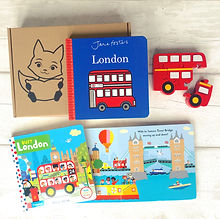 Childrens Books about London, Lanka Kade Wooden Bus,