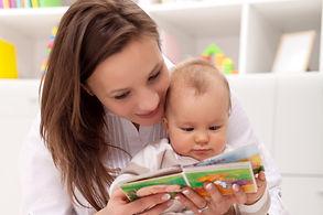 Reading to your baby development milestones