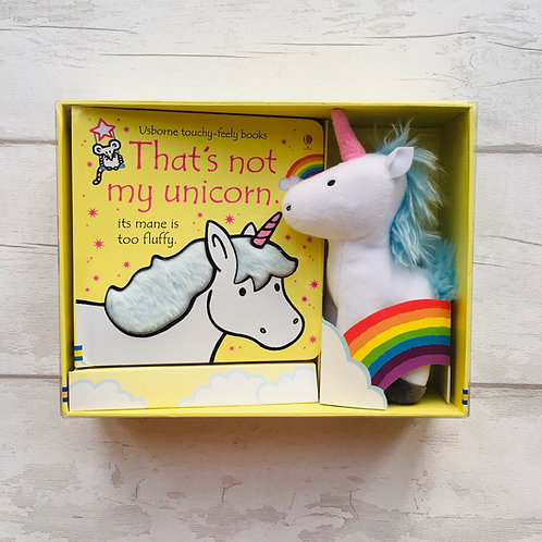 That's Not My Unicorn Box Set