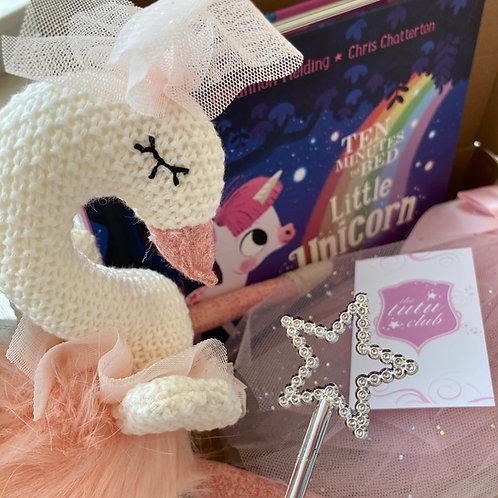 Limited Edition: The tutu Club Little Ballerina Storybox