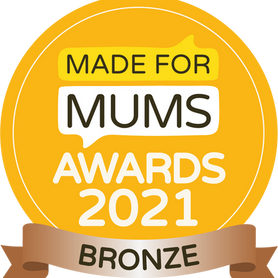 Winner in Made for Mums Awards 2021 - Baby Subscription Box