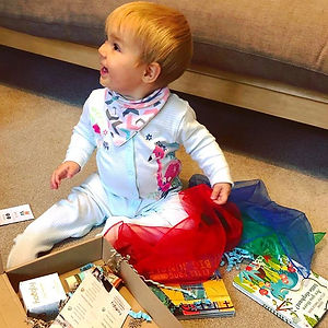 baby sensory toys, sensory scarves, story sacks and sensory toys for babies