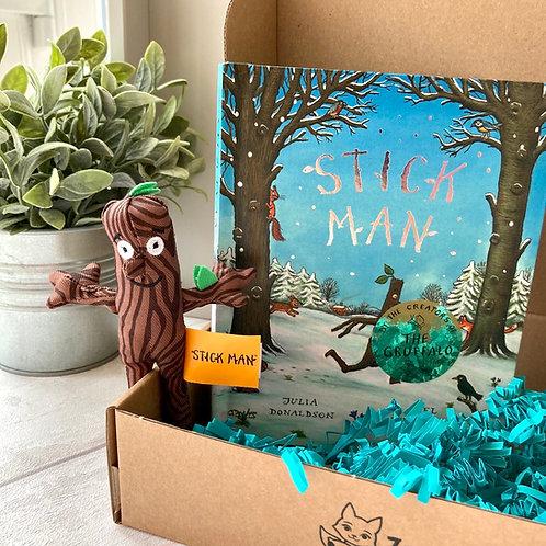 Stick Man Storybox
