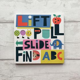 Lift, Pull, Slide...