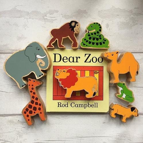 Dear Zoo Animals