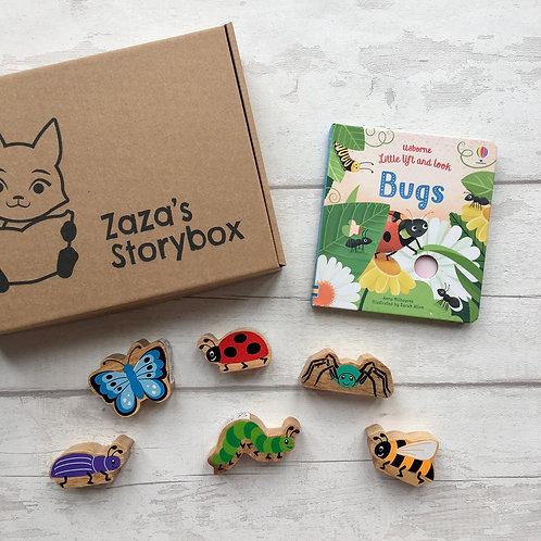 Minibeast Storybox