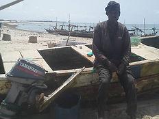 David Tetteh Fisherman