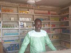Marley Nawunibeni Chemical Store