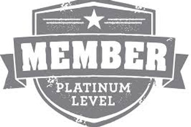Platinum Member Sponsorship
