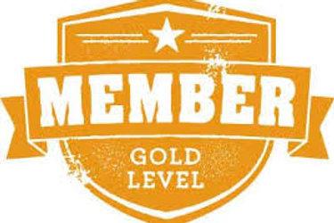 Gold Member Sponsorship