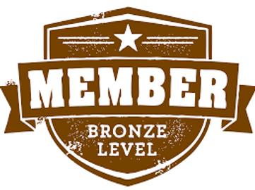 Bronze Member Sponsorship