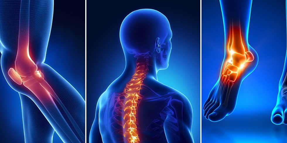 Discover How To Solve Your Pain When Traditional & Alternative Medicine Have Failed