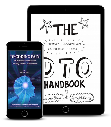Digital DTO Handbook and decoding pain book