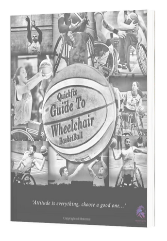 Wendys second book - Wheel chair Basketball Guide