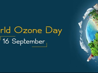 World Ozone Day & The Montreal protocol