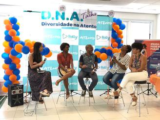 DNA Talks – Mês da Diversidade Étnica na Atento Brasil