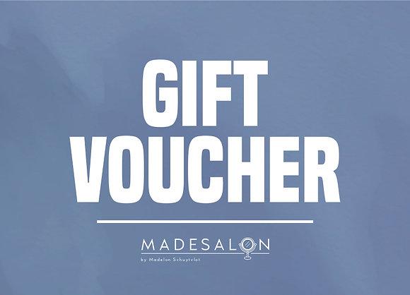 Madesalon Gift Voucher