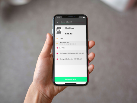 Need help moving? What if we told you there's an app for that…