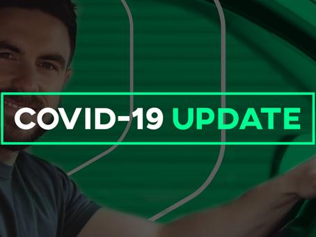 COVID-19 Driver Update