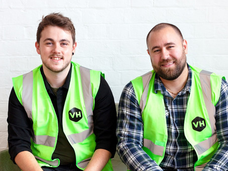 VANHEROES wins 'Best Tech Startup'!