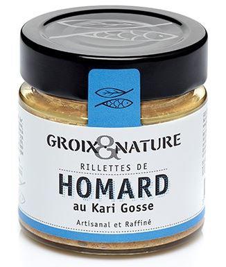 RILLETTES DE HOMARD