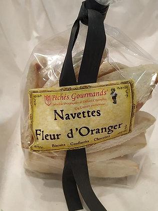 NAVETTE FLEUR ORANGER