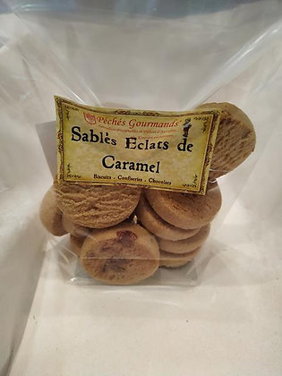 SABLE ECLATS DE CARAMEL