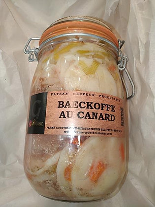 BAECKOFFE DE CANARD