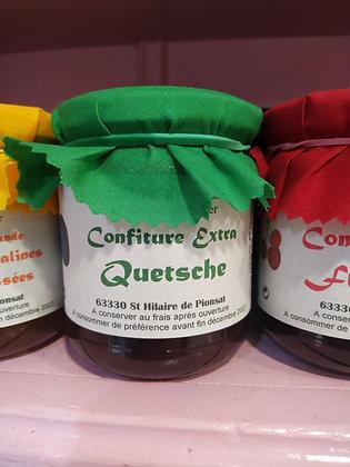 CONFITURE DE QUETSCHES