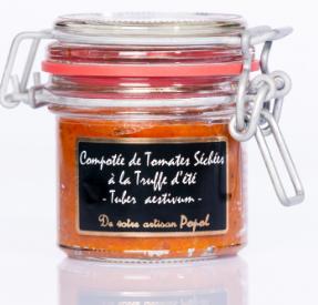 Compotéede tomate à la truffe d'été - 90 g