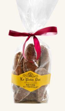 Biscuits Bâtons au chocolat 110g