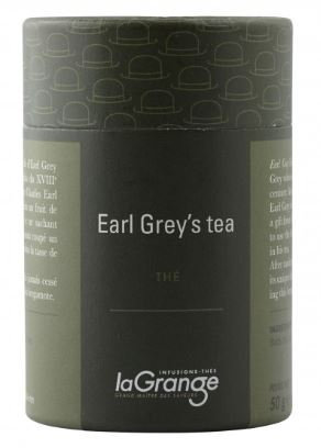 THE NOIR BERGAMOTE BIO - EARL GREY TEA