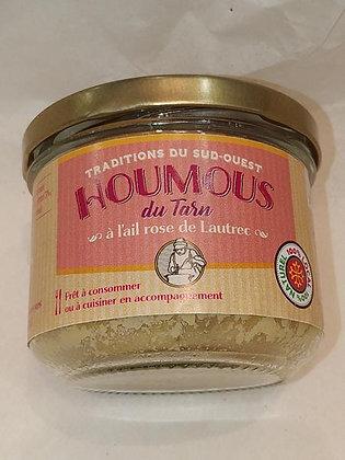 HOUMOUS A L'AIL ROSE DE LAUTREC