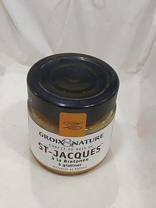 CONFIT DE SAINT JACQUES