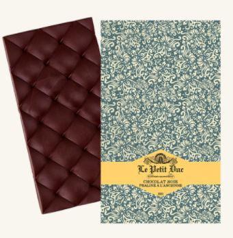 Tablette Chocolat Noir 60% Praliné