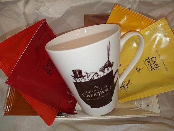 COFFRET TASSE CHOCO