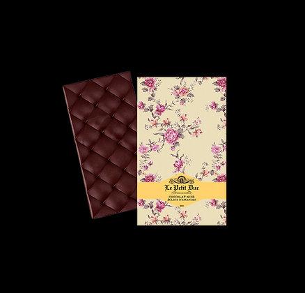 Tablette Chocolat Noir Eclats d'Amandes