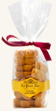 Biscuits Fleurs anglaises 110g