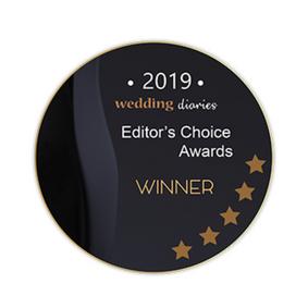 Awarded Wedding Diaries Editor's Choice